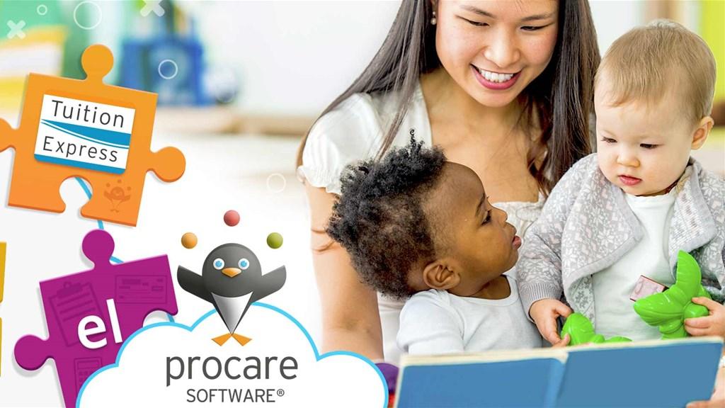 Follow Procare Software on Facebook