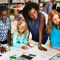 10 After School Program Activities That Promote Early Child Care Development