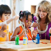 Child Care Activities for Indoors
