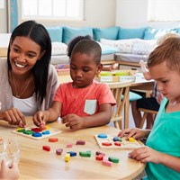 Efficient Staff Scheduling for Daycare and Child Care