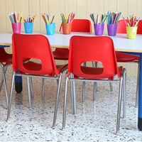 School-Age Schedules and School Out Days