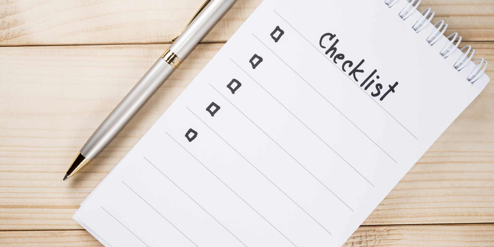 The Child Care Management Checklist
