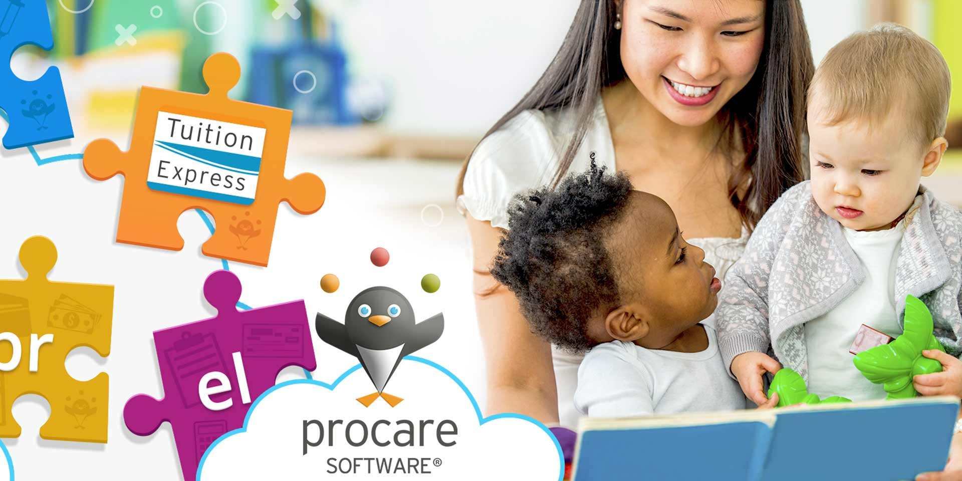 Follow Procare Software on Facebook