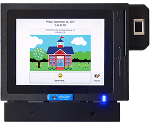 Procare Touch Computer